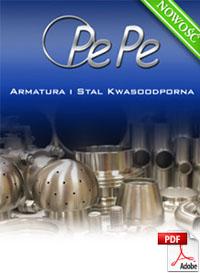 Katalog firmy PEPE